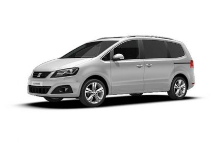 Lease SEAT Alhambra car leasing