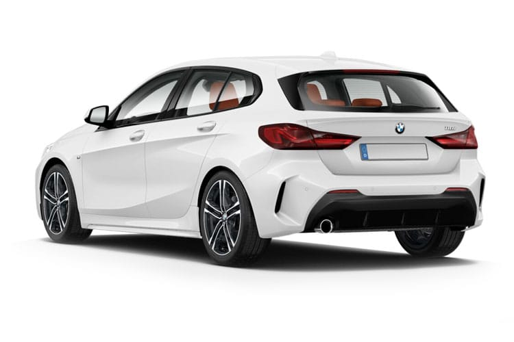 BMW 1 Series 118 Hatch 5Dr 2.0 d 150PS M Sport 5Dr Manual [Start Stop] [Tech] back view