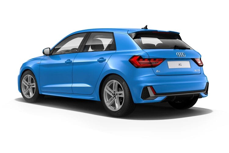 Audi A1 25 Sportback 5Dr 1.0 TFSI 95PS Sport 5Dr Manual [Start Stop] back view