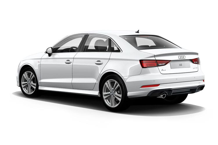 Audi A3 30 Saloon 4Dr 2.0 TDI 116PS Sport 4Dr Manual [Start Stop] [Comfort Sound] back view