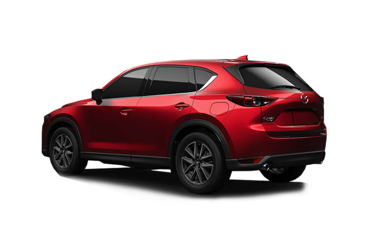Mazda CX-5 SUV 2.0 SKYACTIV-G 165PS Sport 5Dr Manual [Start Stop] back view