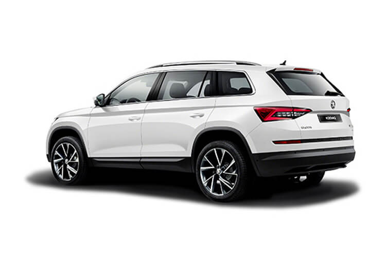 Skoda Kodiaq SUV 1.5 TSi ACT 150PS SE L 5Dr Manual [Start Stop] [7Seat] back view