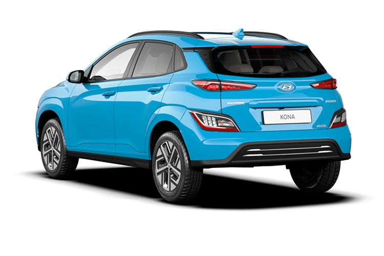 Hyundai KONA SUV Elec 64kWh 150KW 204PS Premium SE 5Dr Auto [10.5kW Charger] back view