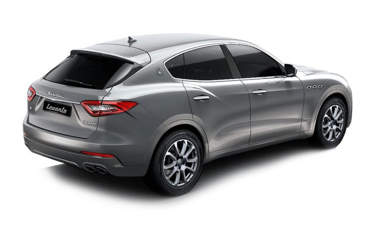 Maserati Levante SUV 4wd 3.0 V6 350PS GranLusso 5Dr ZF [Start Stop] back view