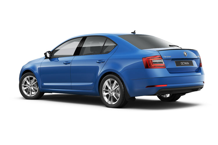 Skoda Octavia Hatch 5Dr 1.5 TSi ACT 150PS SE Technology 5Dr Manual [Start Stop] back view