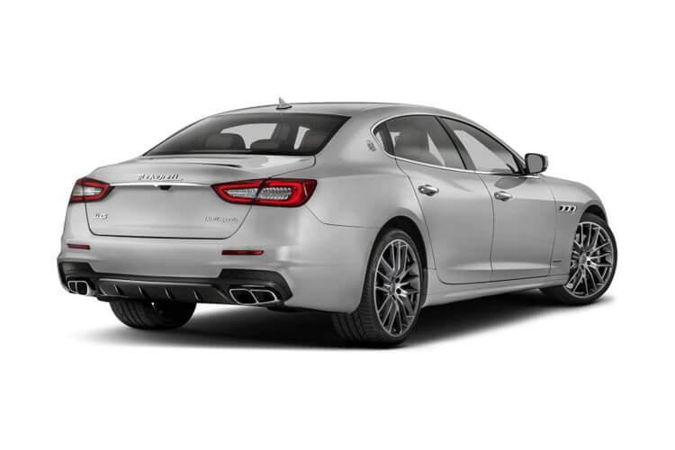 Maserati Quattroporte Saloon 3.0 V6 350PS  4Dr ZF [Start Stop] back view