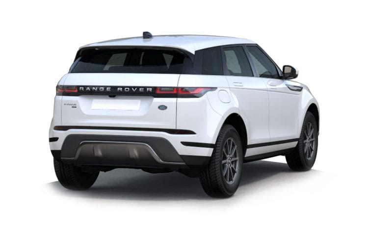 Land Rover Range Rover Evoque SUV 5Dr FWD 2.0 D 163PS  5Dr Manual [Start Stop] back view