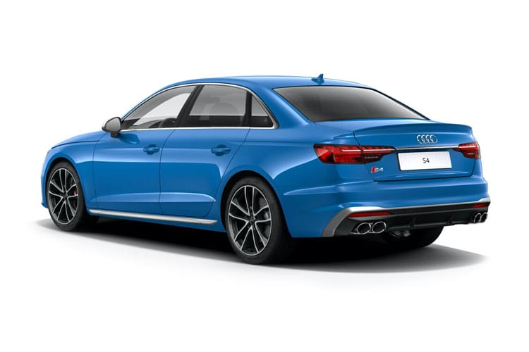 Audi A4 40 Saloon quattro 4Dr 2.0 TDI 204PS Sport Edition 4Dr S Tronic [Start Stop] [Comfort Sound] back view