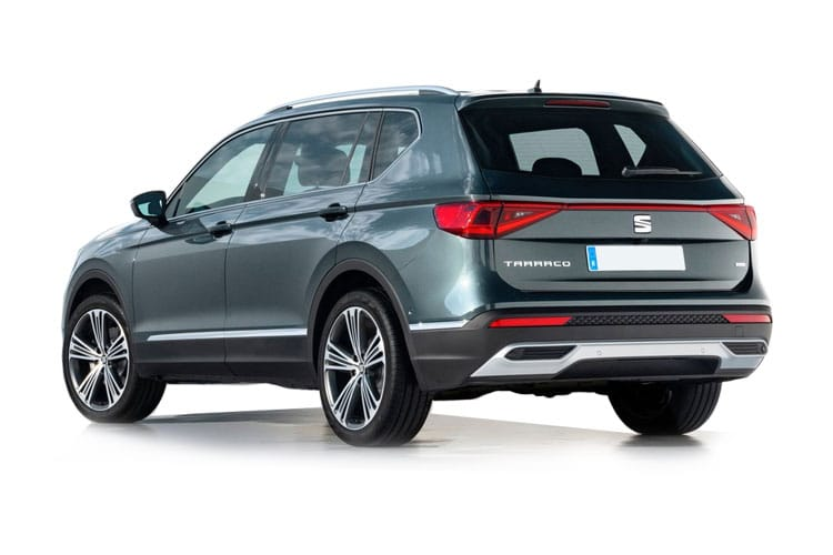 SEAT Tarraco SUV 4Drive 2.0 TDI 200PS XCELLENCE 5Dr DSG [Start Stop] back view