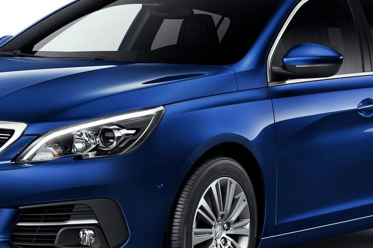 Peugeot 308 SW 5Dr 1.2 PureTech 130PS Allure Premium 5Dr EAT8 [Start Stop] detail view