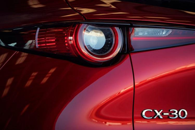 Mazda CX-30 SUV 2.0 e-SKYACTIV G MHEV 122PS Sport Lux 5Dr Manual [Start Stop] detail view