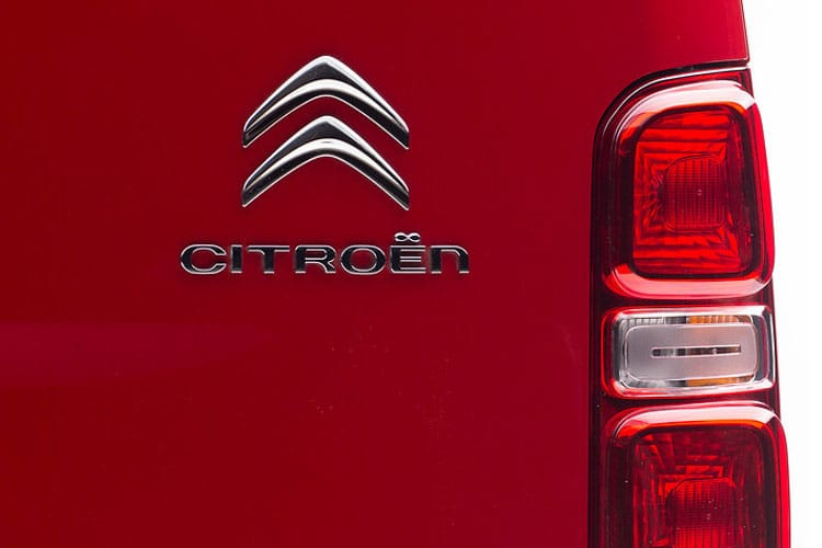 Citroen Dispatch XL 1200Kg 1.5 BlueHDi FWD 100PS Enterprise Van Manual [Start Stop] detail view
