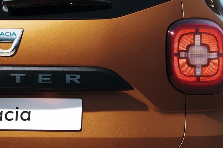 Dacia Duster SUV 2wd 1.0 TCe 90PS Essential 5Dr Manual [Start Stop] detail view