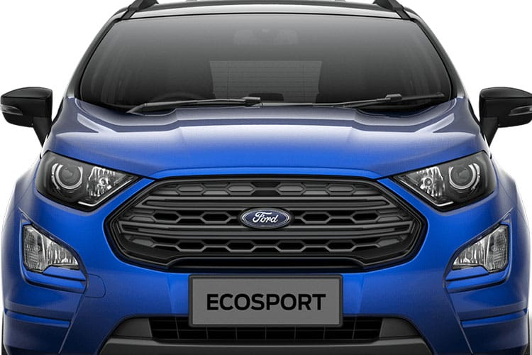 Ford EcoSport SUV 2WD 1.0 T EcoBoost 140PS ST-Line 5Dr Manual [Start Stop] [X Pack] detail view