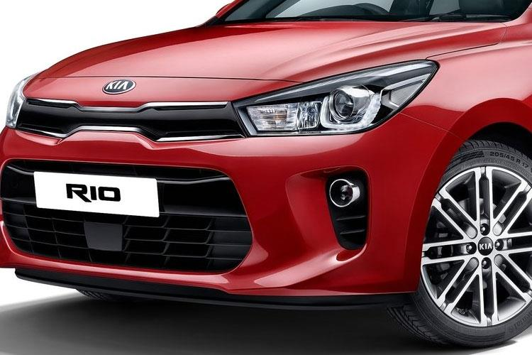Kia Rio Hatch 5Dr 1.25  83PS 1 5Dr Manual [Start Stop] [ADAP] detail view
