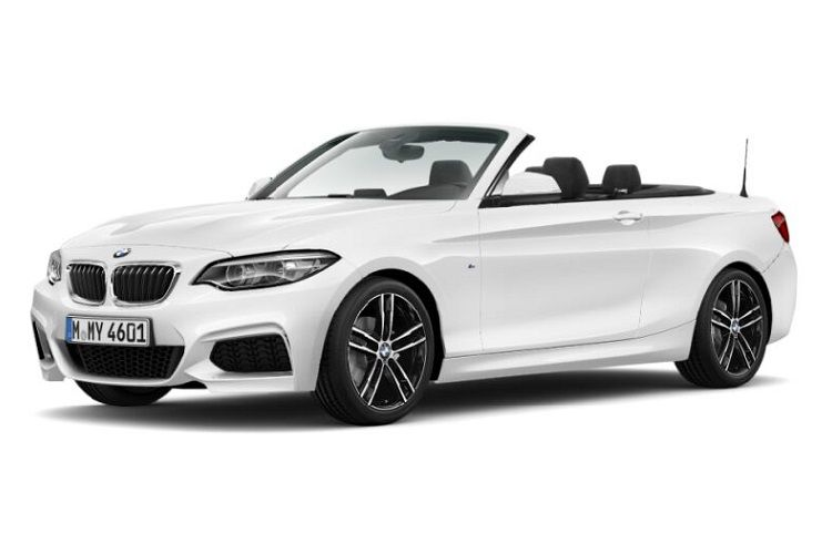 BMW 2 Series 218 Convertible 1.5 i 136PS SE 2Dr Auto [Start Stop] front view