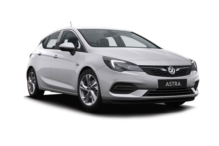 Vauxhall Astra Hatch 5Dr 1.5 Turbo D 122PS SRi 5Dr Manual [Start Stop] front view