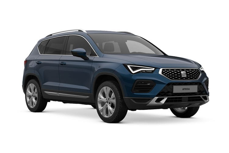 SEAT Ateca SUV 2.0 TDI 115PS SE Technology 5Dr Manual [Start Stop] front view