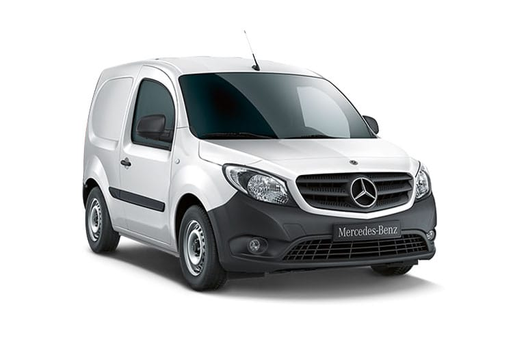 Mercedes-Benz Citan 109 L2 1.5 CDi FWD 94PS Pure Van Manual front view