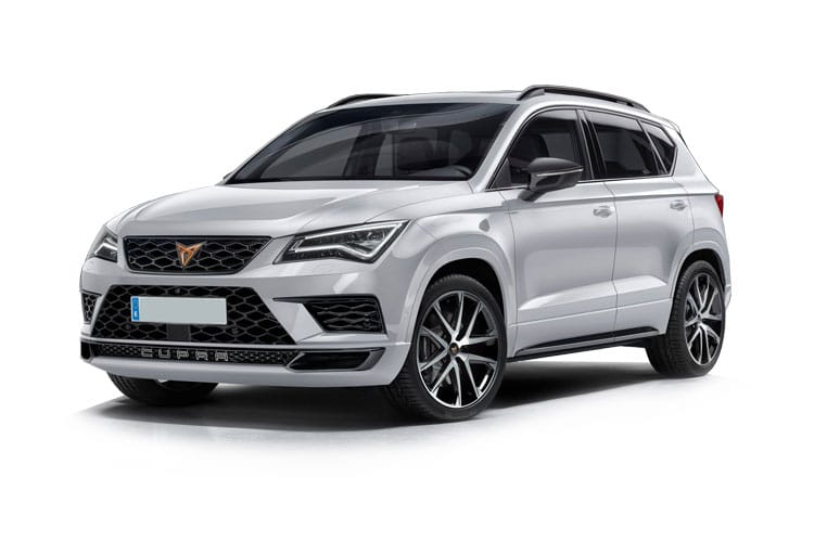SEAT CUPRA Ateca SUV 4Drive 2.0 TSI 300PS  5Dr DSG [Start Stop] front view