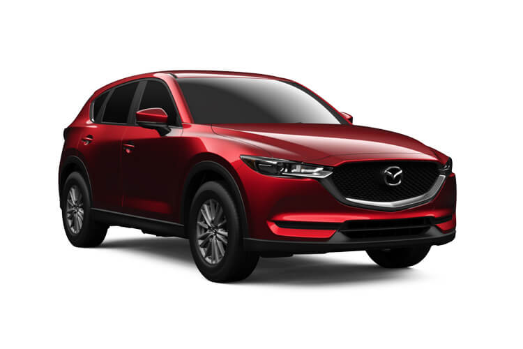 Mazda CX-5 SUV 2.0 SKYACTIV-G 165PS Sport 5Dr Manual [Start Stop] front view