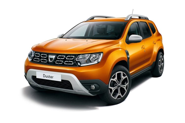 Dacia Duster SUV 2wd 1.0 TCe 90PS Essential 5Dr Manual [Start Stop] front view