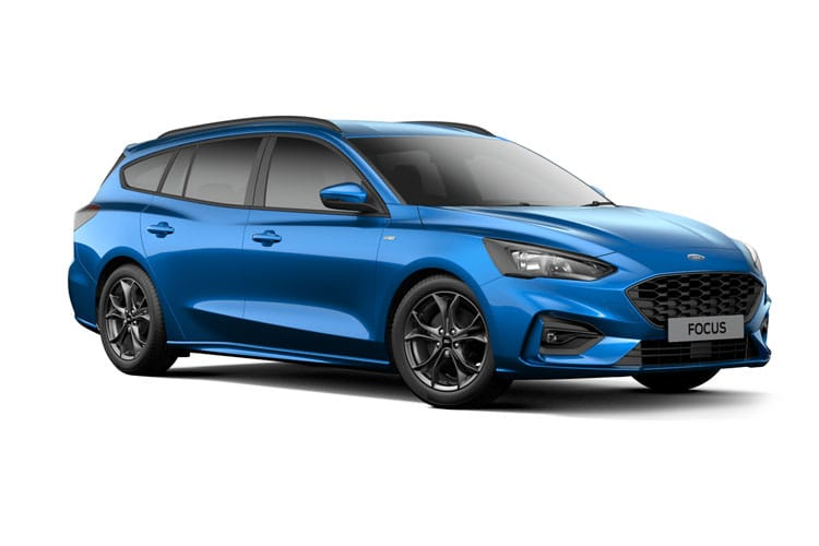 Ford Focus Estate 1.5 EcoBlue 120PS Active Edition 5Dr Auto [Start Stop] front view