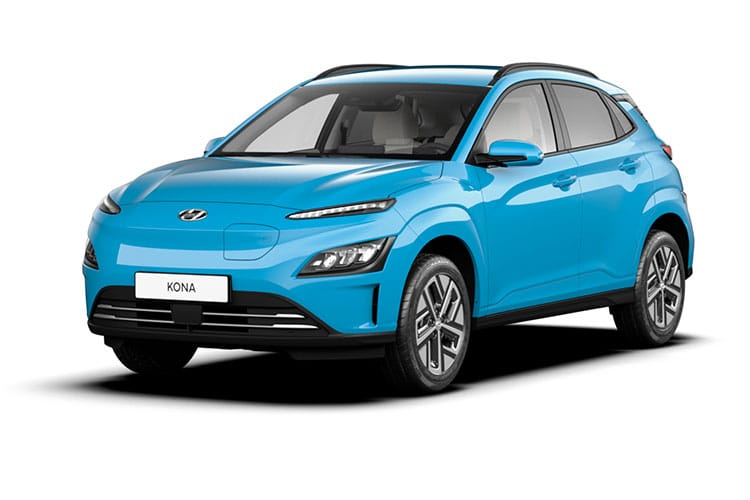 Hyundai KONA SUV Elec 64kWh 150KW 204PS Premium SE 5Dr Auto [10.5kW Charger] front view