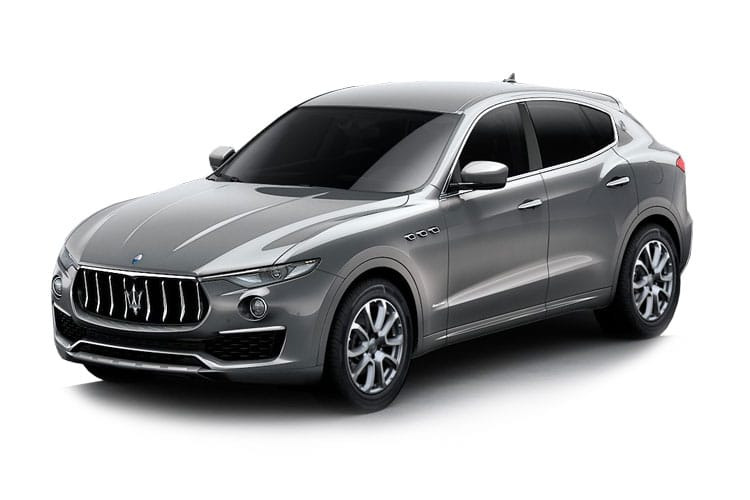Maserati Levante SUV 4wd 3.0 V6 350PS GranSport 5Dr ZF [Start Stop] front view
