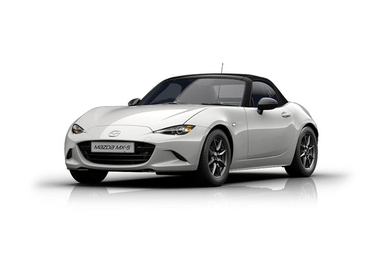 Mazda MX-5 RF 2.0 SKYACTIV-G 184PS GT Sport Tech 2Dr Manual [Start Stop] front view