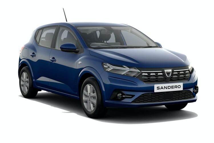 Dacia Sandero Hatch 5Dr 1.0 SCe 65PS Essential 5Dr Manual front view