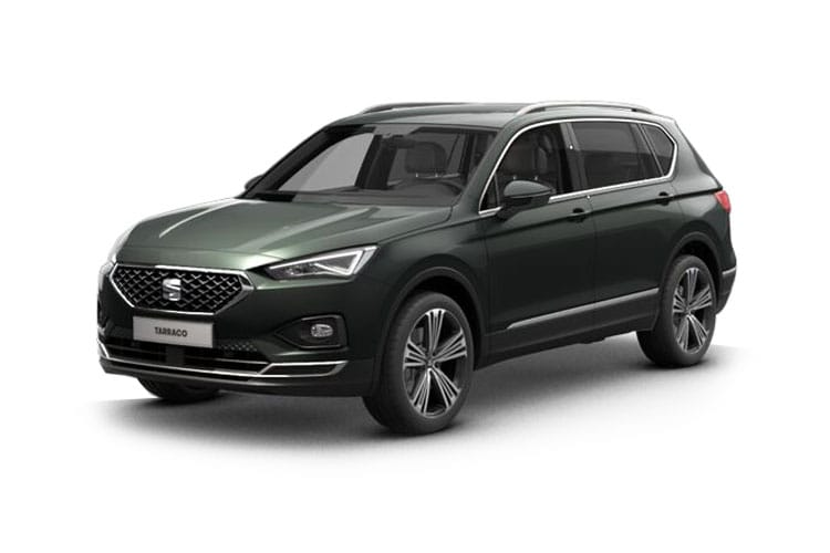 SEAT Tarraco SUV 4Drive 2.0 TDI 190PS FR 5Dr DSG [Start Stop] front view