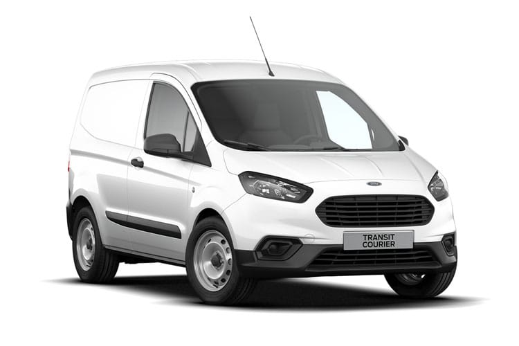 Ford Transit Courier N1 1.0 EcoBoost FWD 100PS Trend Van Manual [Start Stop] front view