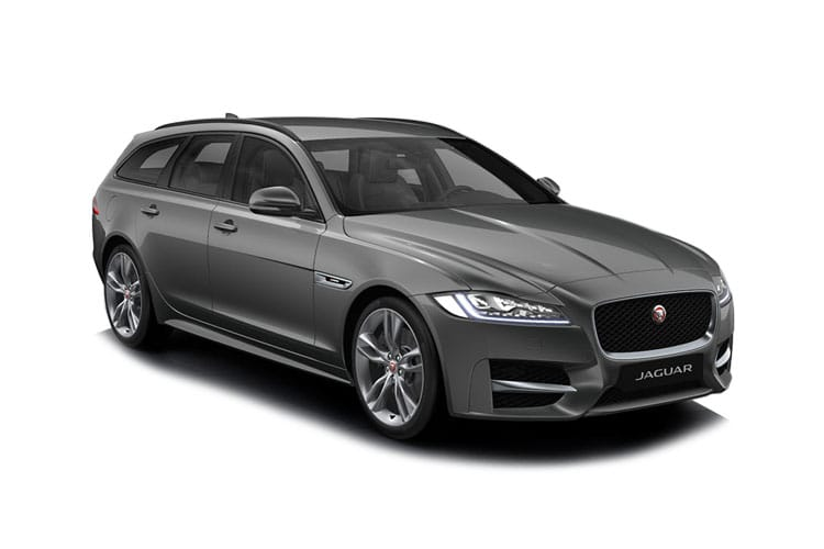 Jaguar XF Sportbrake 2.0 i 250PS R-Dynamic HSE 5Dr Auto [Start Stop] front view