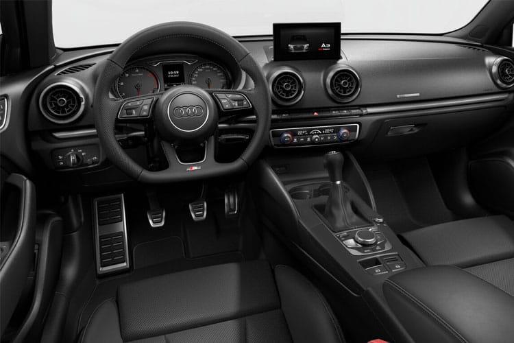 Audi A3 30 Saloon 4Dr 2.0 TDI 116PS Sport 4Dr Manual [Start Stop] [Comfort Sound] inside view