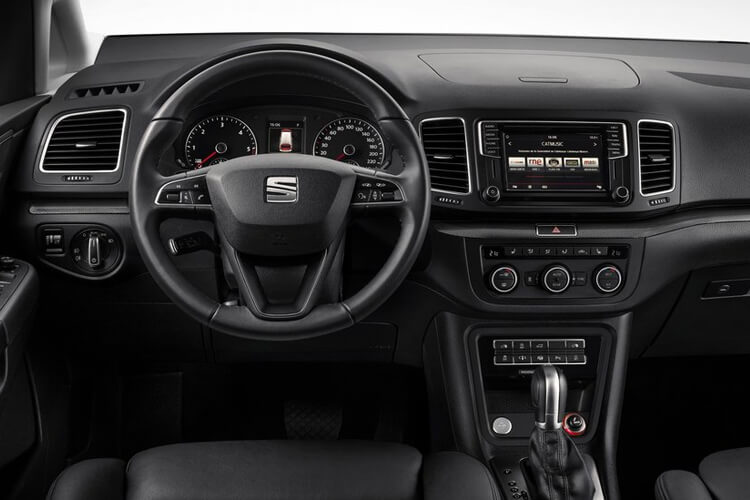 SEAT Alhambra MPV 5Dr 2.0 TDI Ecomotive 150PS XCELLENCE 5Dr Manual [Start Stop] inside view