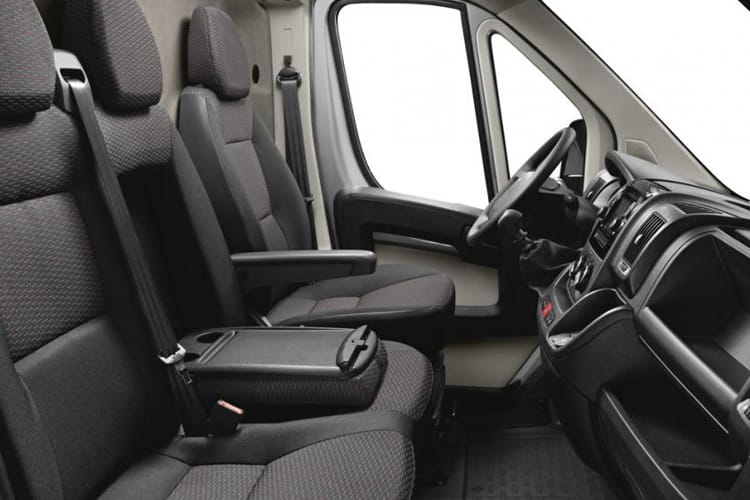 Peugeot Boxer 335 L2 2.2 BlueHDi FWD 140PS Professional Van High Roof Manual [Start Stop] inside view