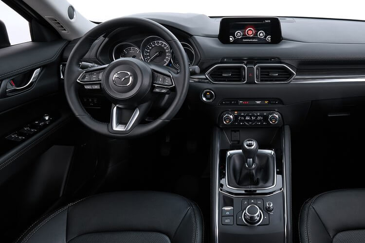 Mazda CX-5 SUV 2.0 SKYACTIV-G 165PS Sport 5Dr Manual [Start Stop] inside view