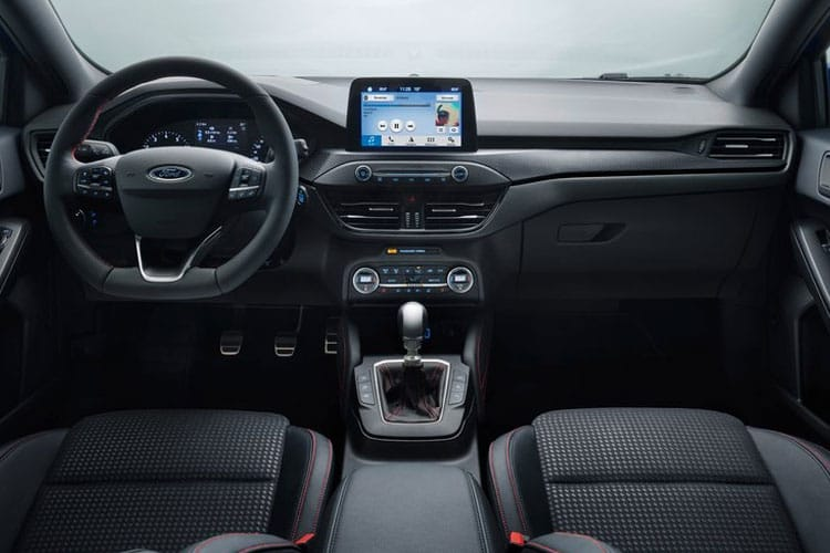Ford Focus Hatch 5Dr 1.5 EcoBlue 120PS Active Edition 5Dr Auto [Start Stop] inside view