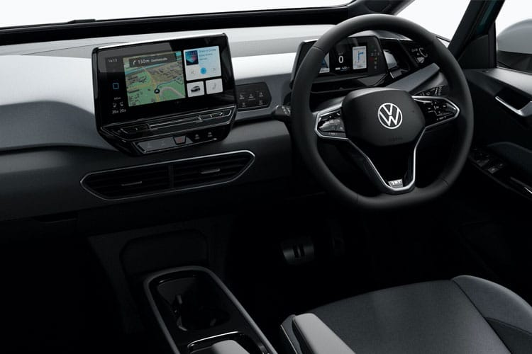 Volkswagen ID.3 Hatch 5Dr Elec Pro Perf 58kWh 150KW 204PS Style 5Dr Auto inside view
