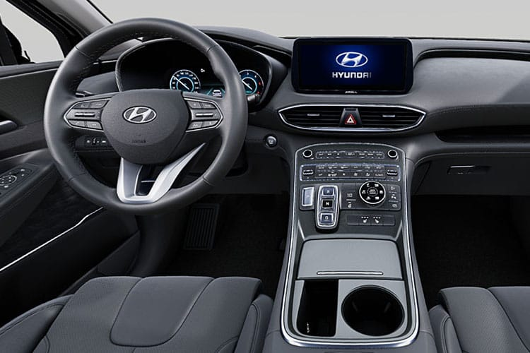 Hyundai KONA SUV Elec 64kWh 150KW 204PS Premium SE 5Dr Auto [10.5kW Charger] inside view