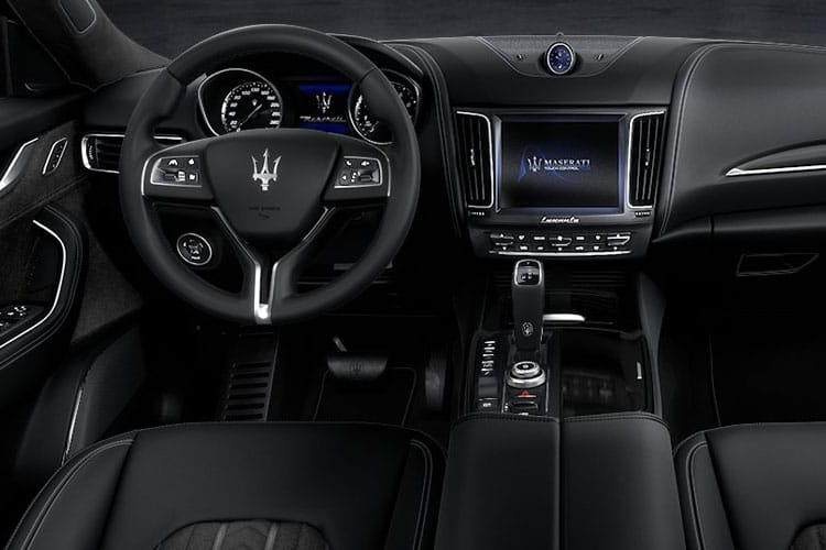 Maserati Levante SUV 4wd 3.0 V6 350PS GranLusso 5Dr ZF [Start Stop] inside view