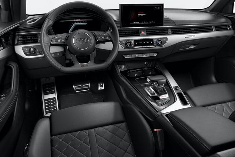 Audi A4 40 Saloon quattro 4Dr 2.0 TDI 204PS Sport Edition 4Dr S Tronic [Start Stop] [Comfort Sound] inside view