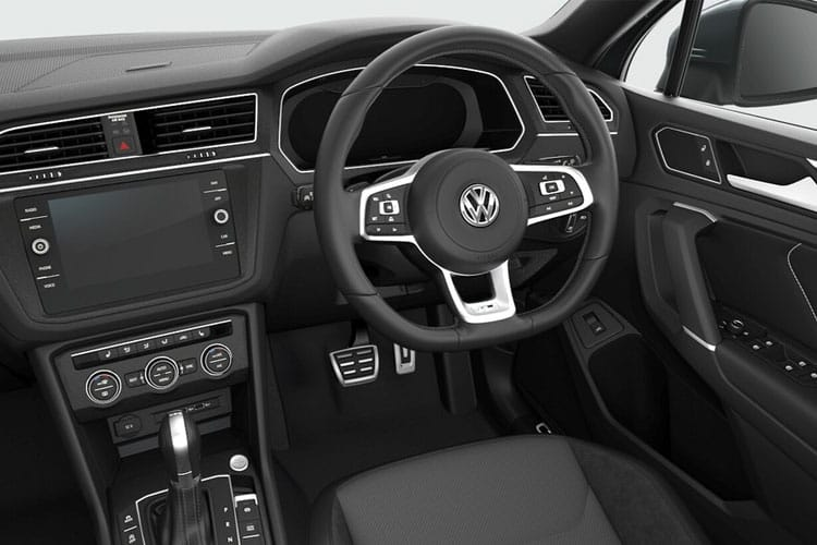 Volkswagen Tiguan Allspace SUV 2.0 TDI 150PS Match 5Dr Manual [Start Stop] inside view