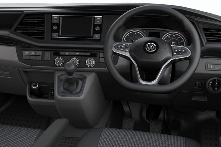 Volkswagen Transporter T28SWB 2.0 TDI FWD 150PS Startline Van Manual [Start Stop] inside view