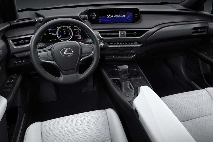 Lexus UX 250h SUV 2.0 h 184PS UX 5Dr E-CVT [Start Stop] [Prem 17in Alloy] inside view