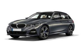 BMW 3 Series Estate 320 Touring 2.0 i 184PS M Sport Pro Edition 5Dr Auto [Start Stop] [Tech]