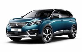 Peugeot 5008 SUV SUV 2.0 BlueHDi 180PS GT Premium 5Dr EAT8 [Start Stop]