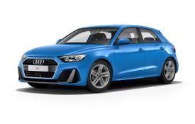 Audi A1 Hatchback 30 Sportback 5Dr 1.0 TFSI 110PS Black Edition 5Dr Manual [Start Stop]