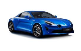 Alpine A110 Coupe Coupe 1.8 Turbo 292PS S 2Dr DCT